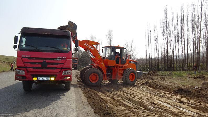 Bişkek - Oş yolunun 67km-lik Madaniyyat - Calalabad hissəsinin (km507,5- km 574,5) yenidənqurulması, Qırğız Respublikası